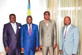 Une délégation de haut niveau de l'ARMP  reçue en audience par Son Excellence Monsieur le Premier Ministre