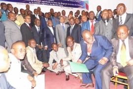 71 Magistrats de la Cour des Comptes formés sur le contrôle des marchés publics ont reçu leurs brevets