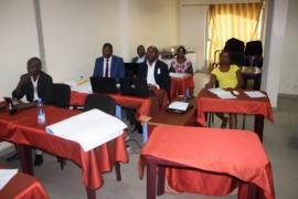 Les délégués syndicaux de l'ARMP en formation sur l'éducation ouvrière