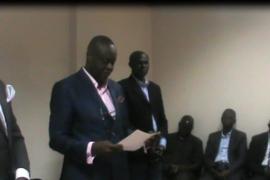 Rideaux sur la formation axée sur l'éducation ouvrière des délégués syndicaux de l'ARMP